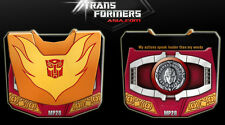 Transformers Takara Tomy  Masterpiece MP-28 Hot Rod Rodimus Exclusive Coin Only