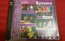 Iron Maiden Dynamo Open Air 2000 2 cd