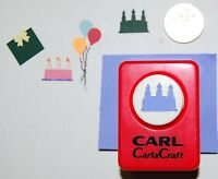 Small CAKE Shape Paper Punch by Carl/Carla Scrapbook-Cardmaking-Quilling