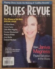 Blues Revue Magazine - Issue 116 - Feb/Mar 2009