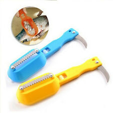Fish Scaler Scale Scraper Clam Opener for Cleaning Scraping Fish Cooking Tools