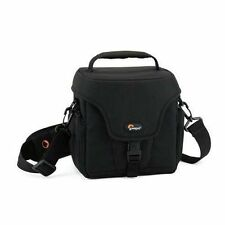 Lowepro Altus 140 Shoulder Bag for DSLR camera & shoulder strap - Black - NEW