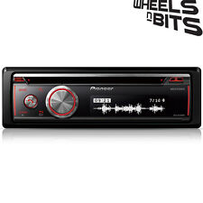 PIONEER DEH-X8700DAB SINGLE DIN BLUETOOTH DAB+ CAR STEREO CD USB IPOD ANDROID