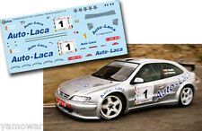 Decal 1:43 Daniel Sordo - CITROEN XSARA KIT CAR - Rally Isla de Tenerife 2013