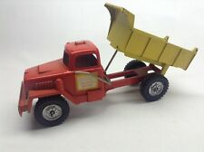 Vintage Hubley Mighty Metal Die Cast Construction Dump Truck