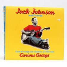 Jack Johnson - Singalongs & Lullabies - Film Curious George - Good Condition