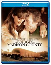 The Bridges of Madison County [Blu-ray] (PG-13) Clint Eastwood, Meryl Streep NEW