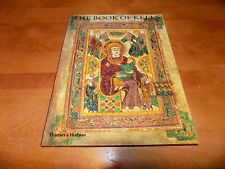THE BOOK OF KELLS Britain Ireland Manuscripts Middle Ages Manuscript Book