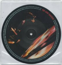 "Ink and Dagger/Icarus Line "" split"" Pic Disc 7"" OOP AFI"