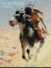Heritage American Art Auction Catalog May 2015