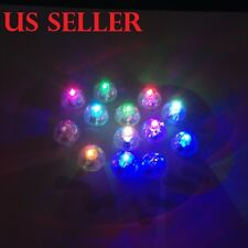 24pcs Color Changing Blinking LED Balloon Light For All Party Decor