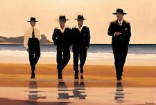 Jack Vettriano - The Billy Boys - Art Print - 80x60cm