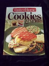 Taste of Home Best-Loved Cookies and More! (HC - 2014)