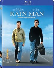 Rain Man (Blu-ray Disc, 2011) Academy Winner Mint Free Shipping!