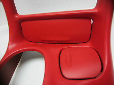 2000/04 corvette center console shift plate assembly NEW!! C5 TORCH RED! Z06