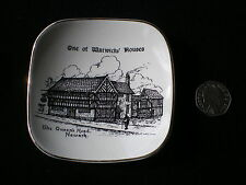 Wawicks Ales Newark - The Queens Head  Ashtray      c1960