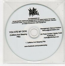 (FE812) You Ate My Dog, Caffeine & Sleeping Pills - DJ CD