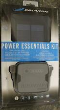 Brunton Power Essentials Kit Explorer USB Folding Solar Panel & Inspire Charger
