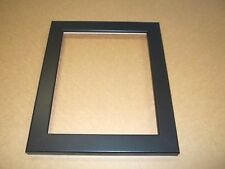 """1 1/4""""  Flat Black 12"""" X 16"""" Picture Frame Only"""