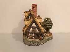 "David Winter Cottages 1983 Pilgrim's Rest 4"" Hand Made in England RARE!"