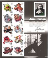 USA 2006 Muppets/Jim Henson/Television/TV/Puppets/People 11v m/s s/a (n44363)