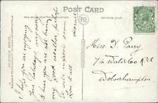 Miss D Parry. 74 Waterloo Road, Wolverhampton 1916 - 'Horace'   QQ1403