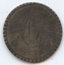 Love Token 1839 English 6P (#6733) Carefully Check out the Photos.