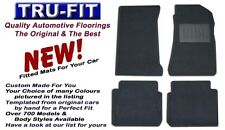 Ford Fairlane ZA ZB ZC ZD Custom Fit FLOOR Car mats - Plush Pile