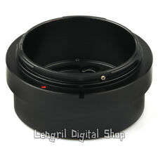 Leica M VISO Lens to Canon EOS EF Mount Camera Adapter Ring For t3i 5D 60D 7D