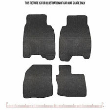Honda Civic 5 Door 2006 onwards Premium Tailored Car Mats set of 4
