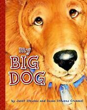 My Big Dog (A Golden Classic)-ExLibrary