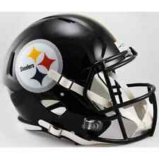 PITTSBURGH STEELERS NFL Riddell SPEED Full Size Replica Football Helmet