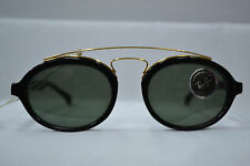Vintage Ray Ban oval  Gatsby style 6 W0940! NOS! B&L USA!