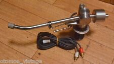 Fidelity Research FR-64S tonearm for professional * Mint with cable