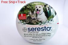 Bayer Seresto Flea & Tick Collar For Dogs and Cats under 18 lbs  38 Cm Free ship