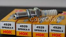 4 PCS – NGK 4929 Nickel Spark Plugs (DPR8EA-9)