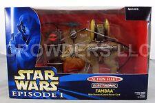 Star Wars Episode 1 Action Fleet Electronic Remote Control FAMBAA Galoob 99 NIP