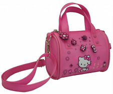 Hello Kitty Sanrio Round Pink Small Shoulder Bag - OFFICIAL - NEW