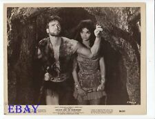 Steve Reeves rough tough, Chelo Alonso VINTAGE Photo Goliath And The Barbarians