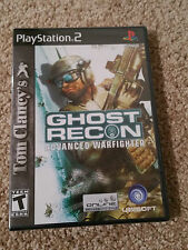 NEW Tom Clancy's Ghost Recon Advanced Warfighter -Factory Sealed