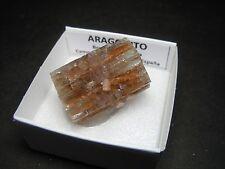 ARAGONITO - Aragonite - Camporrobles Valencia - CAJITA - SPAIN MINERAL 4x4 A460