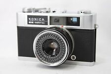 **EXC** Konica EE-Matic Deluxe 35mm Rangefinder Film Camera From Japan #L006a