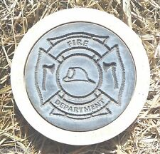 gostatue fire dept stepping stone plastic mold concrete mold plaster mold mould