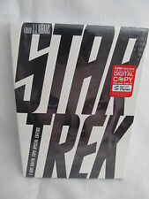 New Star Trek 2009 2-Disc Set Special Edition DVD Movie JJ Abrams Chris Pine