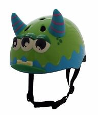 Monster Childrens Childs Kids Cycling Bike Safety Helmet age 3 +