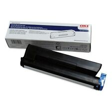 Genuine Oki 43979201 LED Black Toner 7000 Page for B420dn and B430d/dn, MB460