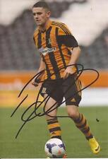 HULL * ROBBIE BRADY SIGNED 6x4 ACTION PHOTO+COA