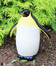 Pink Lawn Pond Flamingo Partner.. Mr Penguin Garden Party Ornaments 25cm