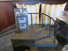 SIDESHOW TOYS LABORATORY ENVIRONMENT FOR 1:6 SCALE DIORAMA VERY RARE # 007 / 500