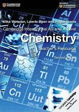 Cambridge International AS and a Level Chemistry Teacher's Resource CD-ROM by...